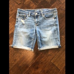 American Eagle Jean Shorts - Good Condition!